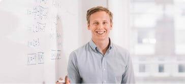 Fredrik Fridlund är VD, grundare och privatlärare på Allakando