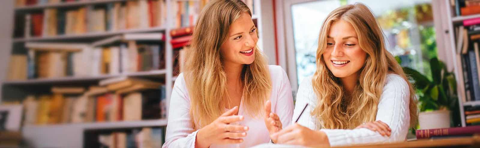 Lektion med Allakando läxhjälp, privatlärare, studiehjälp, mattehjälp, mattelärare