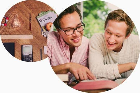 Studiehjälp, läxhjälp med privatlärare hemma