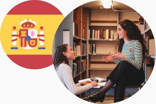 Läxhjälp spanska
