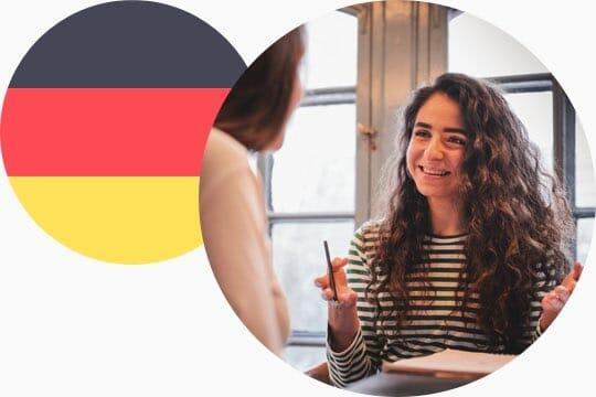 Läxhjälp tyska