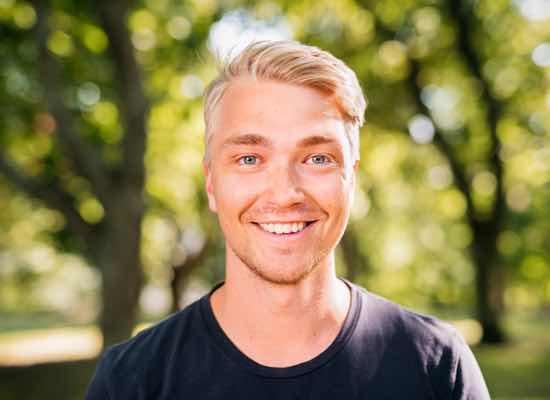 Mattehjälp Göteborg med Gustav