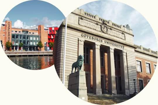De mest prestigefyllda universiteten och högskolorna att sikta på med hjälp av studiehjälp Göteborg