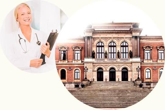 De mest prestigefyllda universiteten och högskolorna att sikta på med hjälp av studiehjälp Uppsala