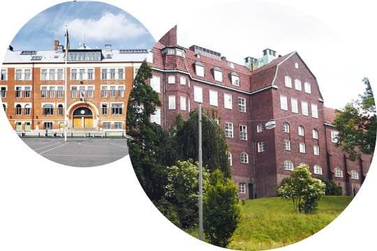 Läxhjälp Göteborg - Privatlärare visar  gymnasiet med bästa programmen i Göteborg