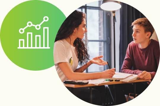 Statistik för elever, läxhjälp Göteborg, studiehjälp, mattehjälp & privatlärare Göteborg