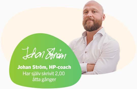Johan Ström Facit Högskoleprovet